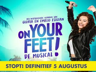 On Your Feet! is dé opvolger van The Bodyguard