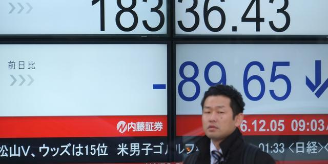 Nikkei sluit opnieuw lager na positieve maand