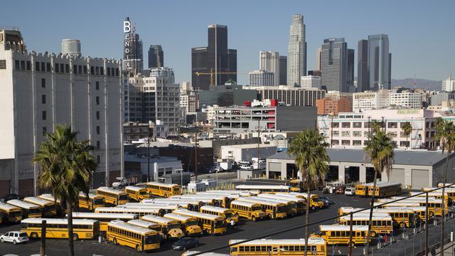 Scholen Los Angeles weer open na terreurdreiging