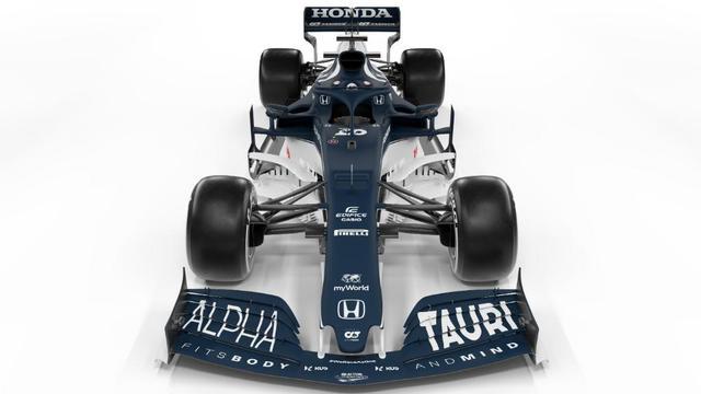 De wagen van Pierre Gasly en debutant Yuki Tsunoda heeft enkele kleine aerodynamische veranderingen ondergaan. Net als moederteam Red Bull maakt het team dit jaar voor het laatst gebruik van Honda-motoren.