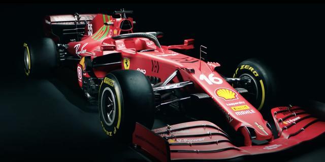 Ferrari presenteert na dramatisch seizoen wél een flink veranderde auto