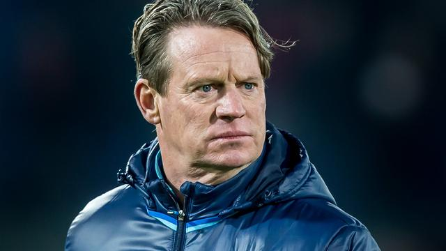 Been al na anderhalve maand ontslagen als trainer APOEL Nicosia
