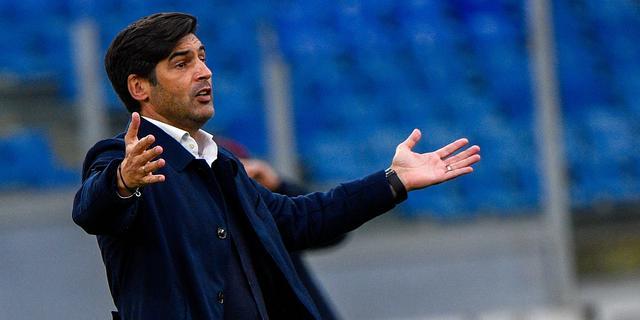 Roma-trainer zet spelers op scherp voor duel met Ajax: 'Het wordt heel lastig'