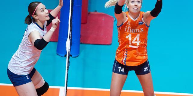 Volleybalsters verliezen ook van Polen in Nations League