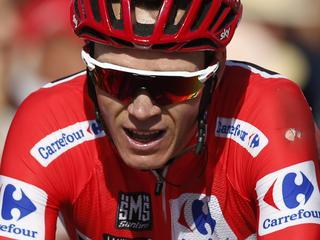 Britse renner legt verdachte dopingtest af in gewonnen Vuelta