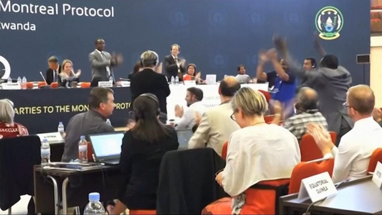 150 landen tekenen akkoord voor reduceren hfk-broekasgassen