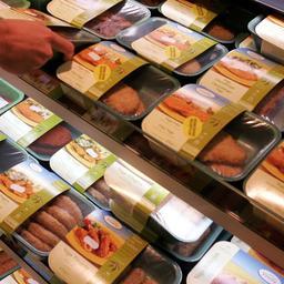 Spelden in etenswaren bij filiaal Vomar in Zaandam