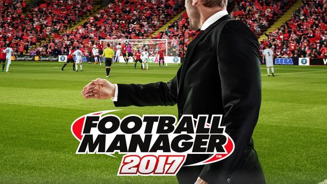 Football Manager 2017 verschijnt op 4 november
