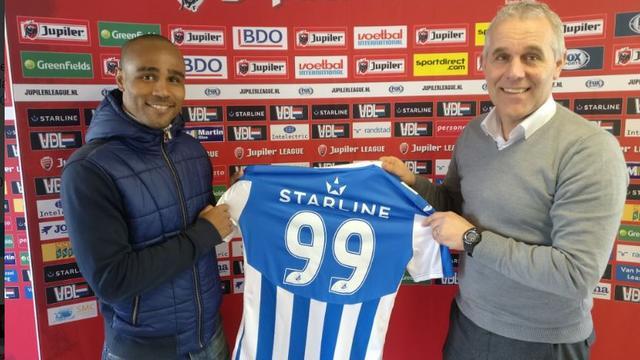 Leonardo (34) tekent bij FC Eindhoven en blaast loopbaan nieuw leven in