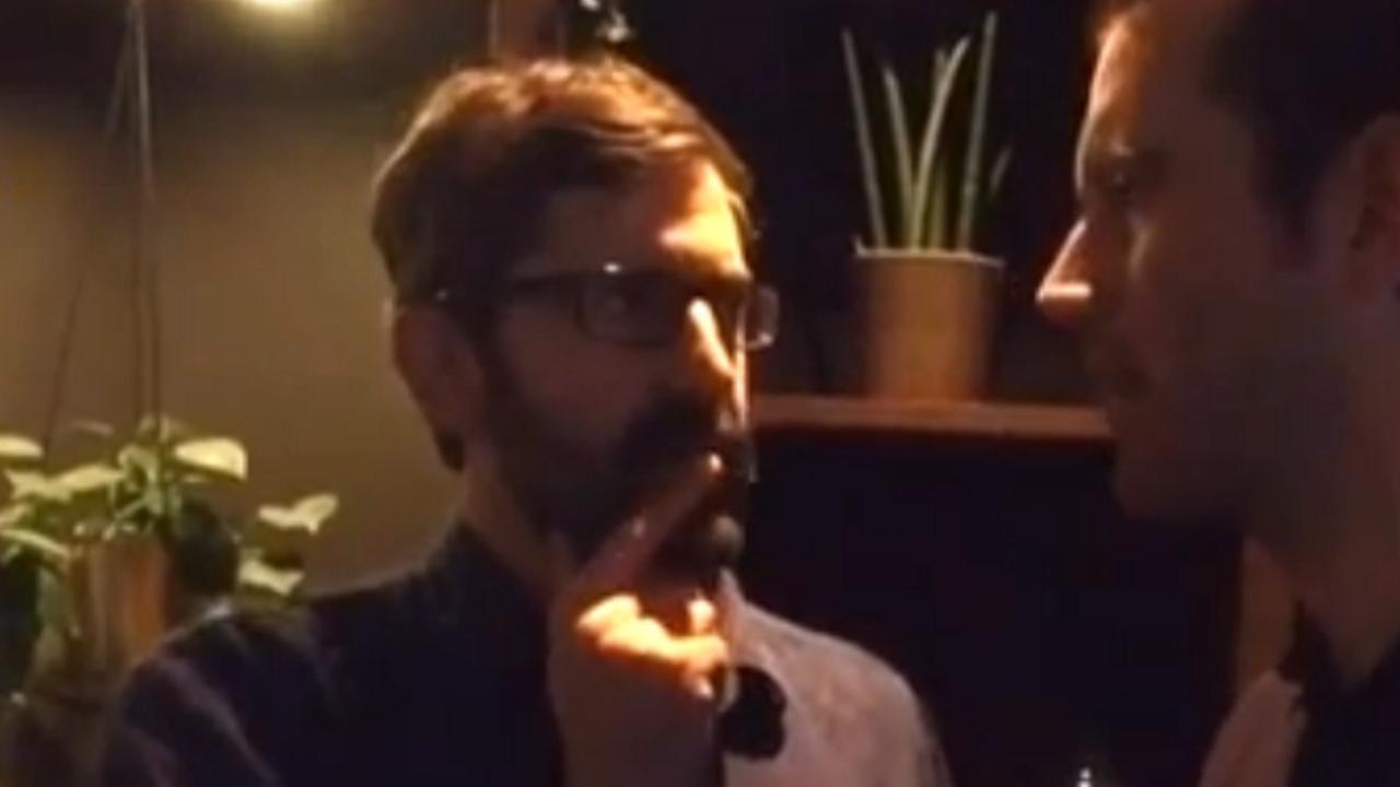 Louis Theroux ziet zat aantrekkelijke aspecten aan scientology kerk