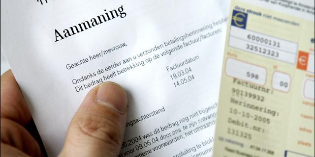 BKR registreert minder mensen met problematische betalingsachterstanden