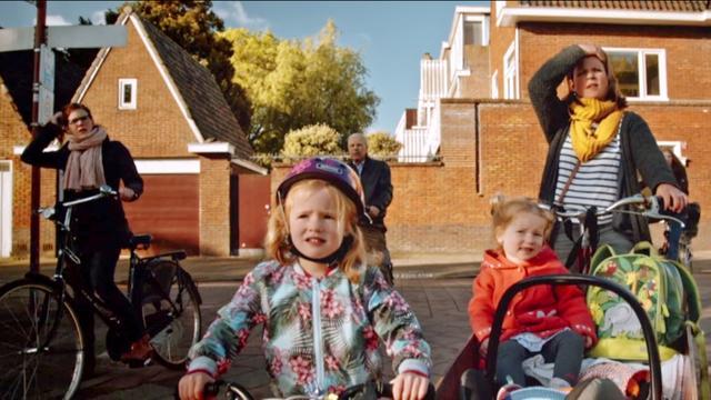 Film toont bijzondere fietscultuur in Utrecht