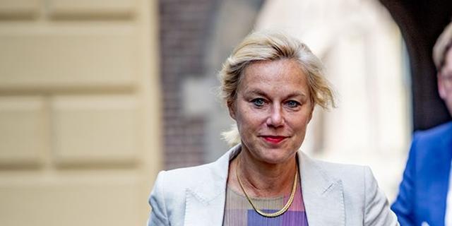 Eén tegenkandidaat voor Sigrid Kaag in strijd om lijsttrekkerschap D66