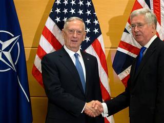 Mattis noemde NAVO ook zijn 'tweede huis'