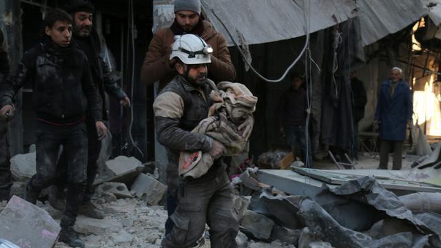 VN waarschuwt voor hongersnood in Syrië