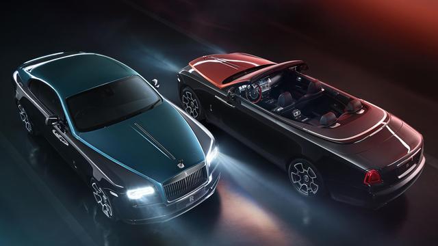 Rolls-Royce verkoopt meer auto's in eerste zes maanden 2018