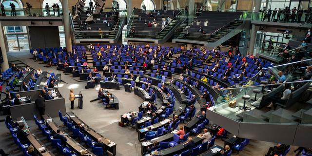Mogelijk recordaantal zetels komt werkbaarheid Duits parlement niet ten goede