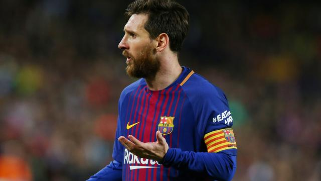 Messi: 'Het zou vreselijk zijn als Neymar naar Real Madrid gaat'