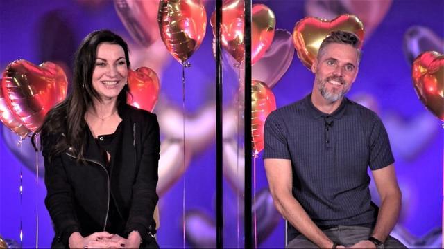 Irene van der Laar en Frits Huffnagel zoeken liefde in First Dates