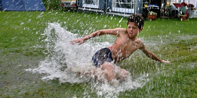 Weerbericht: Begin astronomische zomer gaat gepaard met veel regen