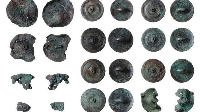 2.500 jaar oud graf ontdekt, maar vinders krijgen misschien straf