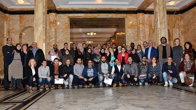37 nieuwe Nederlanders tekenen participatieverklaring