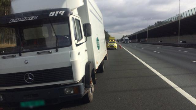 Overlast parkerende vrachtwagens bij Pannenhoef wordt aangepakt