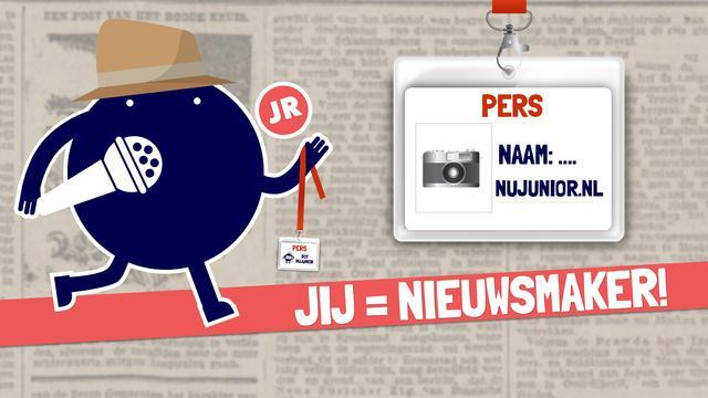 Jij = nieuwsmaker