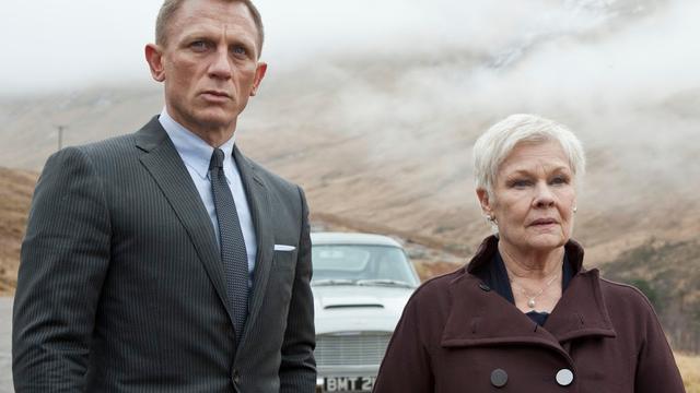 James Bond vermoordde werkgever in afgewezen script