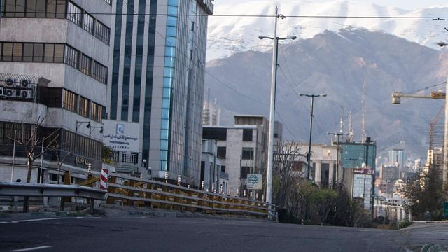 Dertien doden bij explosie en brand in medische kliniek in Iraanse hoofdstad
