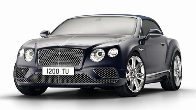 Bentley neemt afscheid van Continental GT met Timeless Series