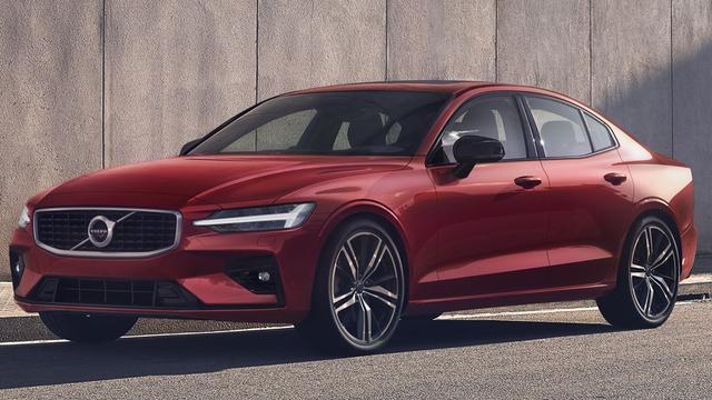 Volvo presenteert de nieuwe S60