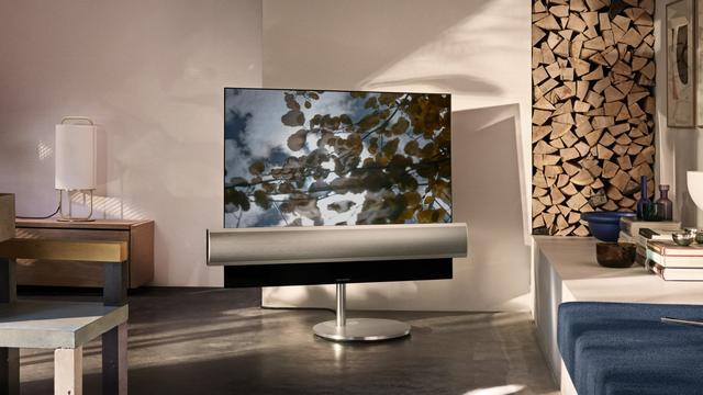 Super Bang & Olufsen presenteert eerste OLED-televisie met grote XE-74