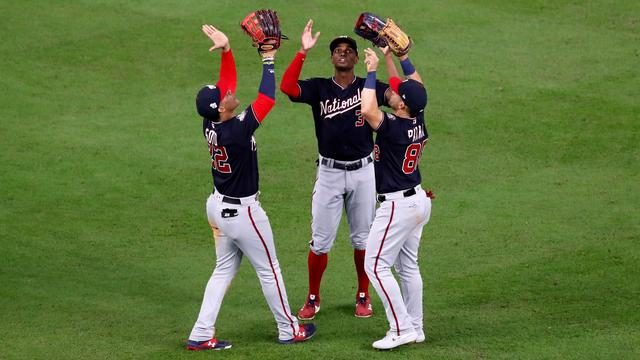 Washington Nationals vergroot voorsprong in World Series