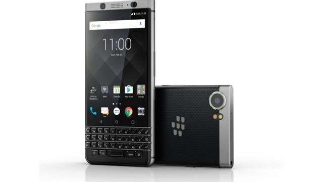 Nieuw BlackBerry-toestel krijgt opnieuw fysiek toetsenbord