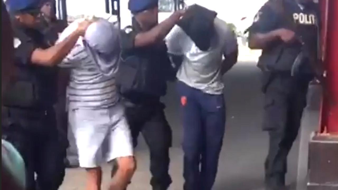 Surinaamse politie levert 'vertrouwelingen' Taghi uit aan Nederland