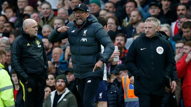 Liverpool-manager Klopp: 'Doelpunt United legt alle problemen VAR bloot'