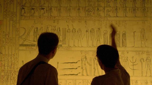 Egyptische mummie ontdekt 'in zeer goede conditie'