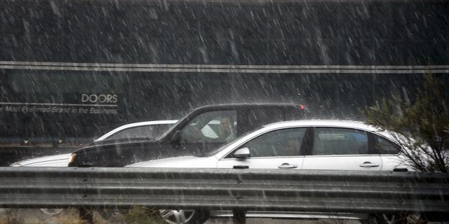 10 doden in VS door winterstorm met hagelstenen ter grootte van golfballen