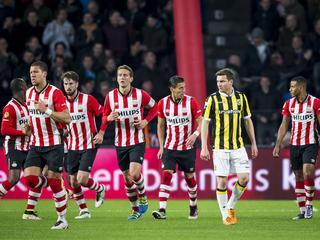 Regerend landskampioen nestelt zich weer aan kop Eredivisie