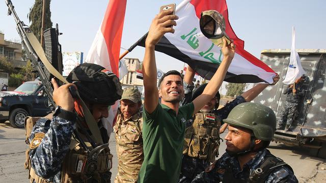 Iraakse leger verdrijft IS na drie jaar uit Mosul