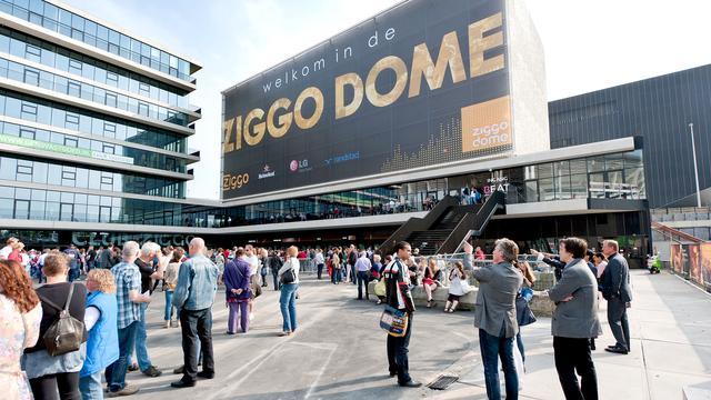Ziggo Dome deze zomer dicht wegens verbouwing