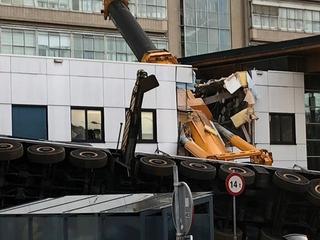 Inspectie SZW doet nog onderzoek naar het ongeval