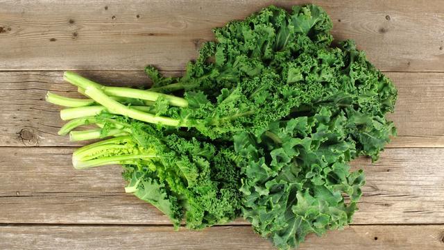 Boerenkool: geen superfood, wel meer dan stamppotgroente