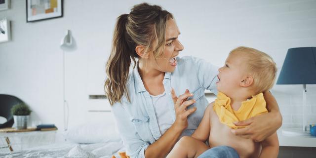 Schreeuwen tegen je kind, hoe schadelijk is dat eigenlijk?