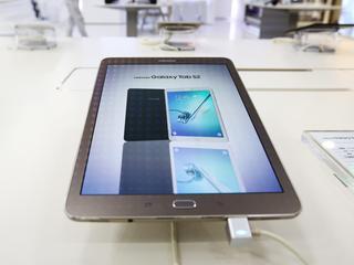Tablet zou voornaamste nieuwe product van Samsung op techbeurs MWC worden