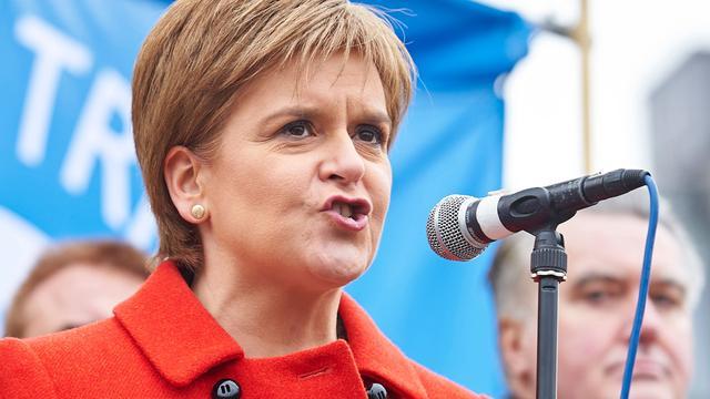 Schotse Nationale Partij op winst bij parlementsverkiezingen