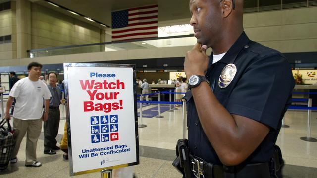 'Beveiliging op vliegvelden VS faalt'