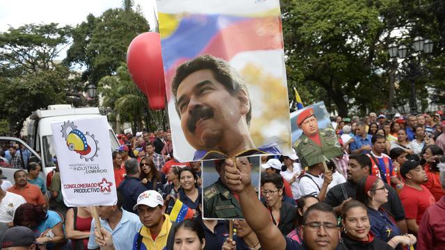 Alle vrijdagen komende twee maanden vrije dag in Venezuela