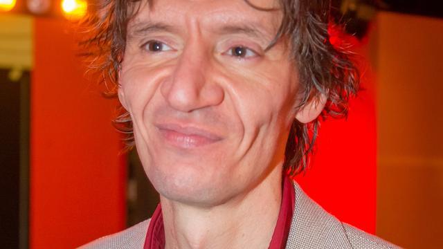 Schrijver Peter Buwalda heeft weer een relatie